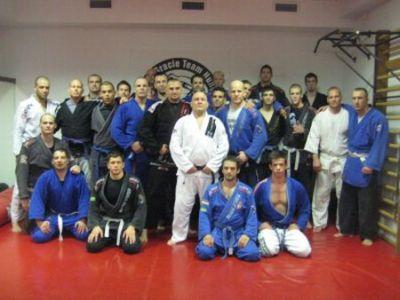 Carlson Gracie Hungary Team 2011