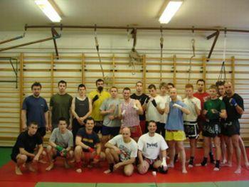 Tong Thai Gym