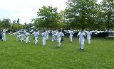 Harcművészeti tábor 2011 június- Siófok