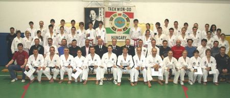 ITF Taekwondo csapat