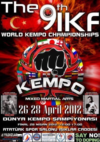 Kempo Világbajnokság, Törökország
