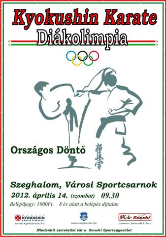 Kyokushin Karate Diákolimpia, Szeghalom