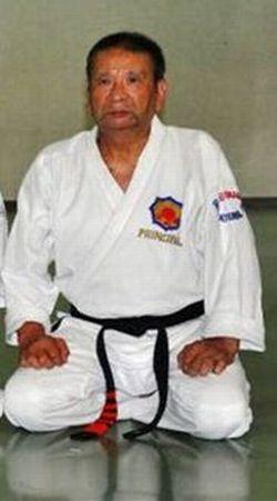 Kancho Yasuo Kawano IX. DAN