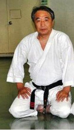 Shihan Koji Uchijama, VIII. DAN