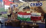 Megvan az első érem a Szumó Európa-bajnokságon Ukrajnában