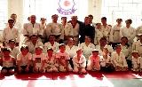 Két napos aikido szeminárium Békéscsabán