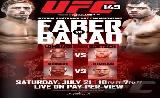 UFC 149 mérlegelés