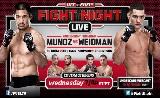 UFC on Fuel 4 eredmények