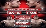 UFC ON FOX 4: Rua vs Vera mérlegelés