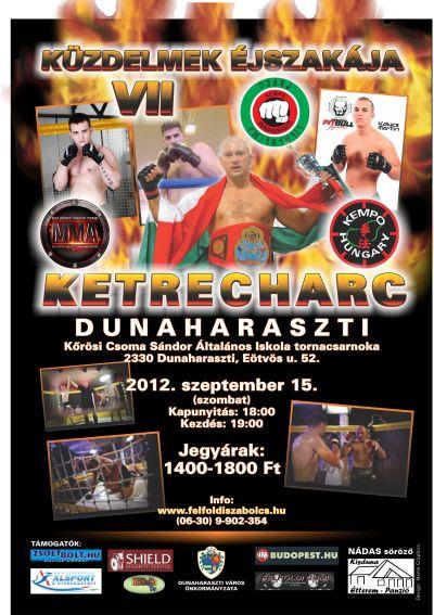 Küzdelmek Éjszakája 7, Dunaharaszti