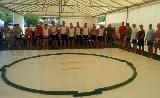 Egy sikersztori kezdete: először rendeztek hazánkban sumo csapat ob-t
