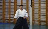 Sensei Kobayashi Hiroaki újra Békéscsabán oktatott
