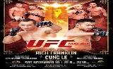 UFC on Fuel 6 eredmények