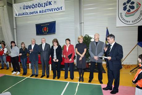 XVII. WKF Karate Diákolimpia - Megnyitó
