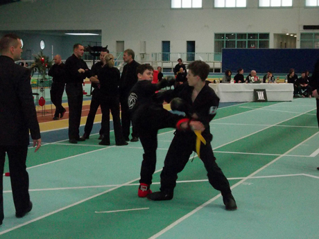 Kempo bajnokság 2012, Halle