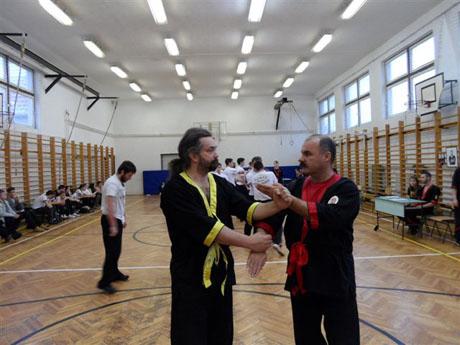 Máday Norbert és Széll Gábor