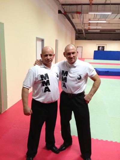 MMA Szövetség