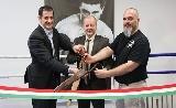 Hivatalos megnyitó a Hegyvidék Harcosai Küzdősport Akadémián