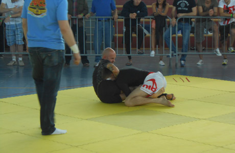 II. ADCC Submission Grappling OPEN Hungary