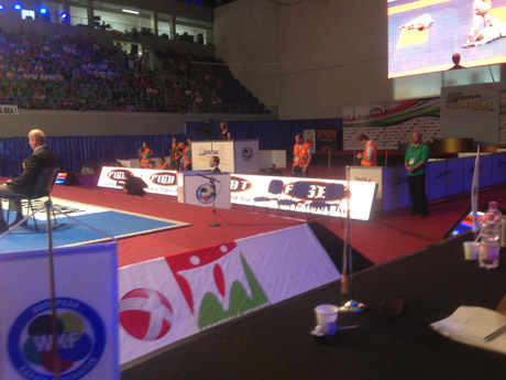 48. WKF Karate Európa-bajnokság