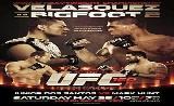 UFC 160 kiterjesztett előzetes