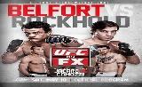 UFC on Fx 8 eredmények