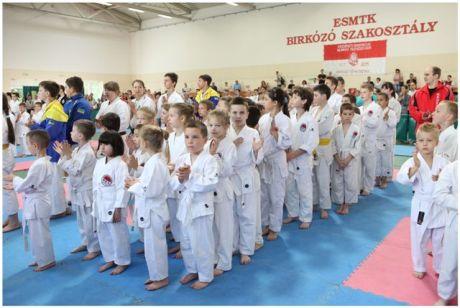 Számos gyermek a jubileumi versenyen és rendezvényen