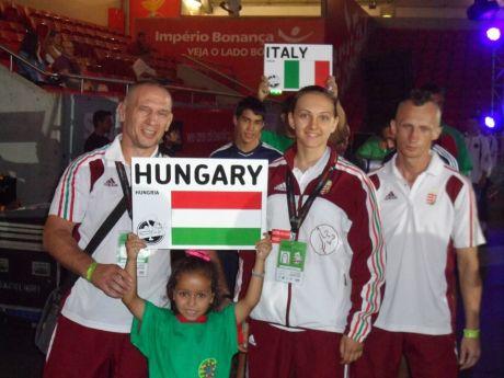 IFMA - EHF Európa-bajnokság, Portugália, 2013 - A magyar csapat