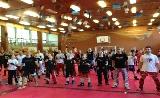 Napi három edzéssel készültek a kick-boxosok Vépen