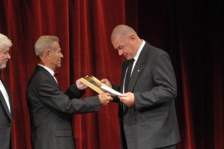 Shihan Furkó Kálmán Prima Primisszima díjat kapott