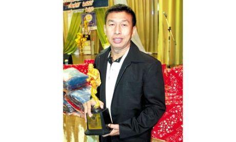 Muaythai edző Magyarországon a Re-Gym meghívásában: Mr. Atapong Aumanan