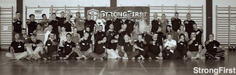StrongFirst szeminárium Budakalászon, 2013