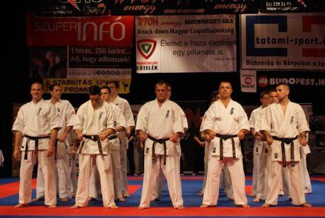 Kyokushin bemutató