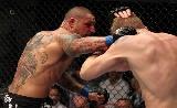 UFC 171: Silva vs St. Preux