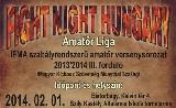 Idén is Fight Night Hungary