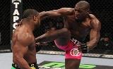 UFC 172: Evans vs Cormier