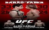 UFC 169 eredmények