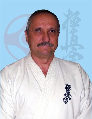 Sensei Kovács Ferenc