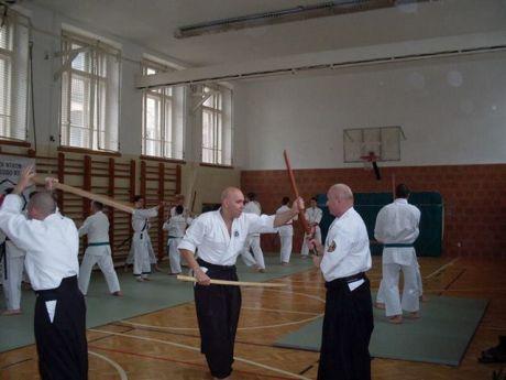 Batto Jutsu szeminárium Budapesten