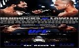 UFC 171 eredmények