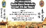 SKDUN Shotokan Európa-bajnokság Egerben