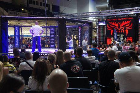 MAX EXPO 2014 - Syma csarnok - MMA gála