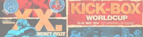 Kick-box Világkupa Szegeden