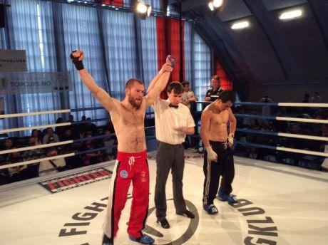 Görbics Gábor győzelme