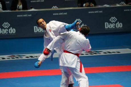 Tadissi Martial bronzérmes az Európa-bajnokágon Tamperében