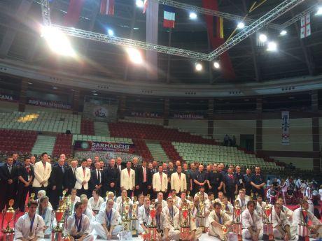 Shinkyokushin Eb, 2014, Baku