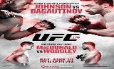 UFC 174 kiterjesztett előzetes