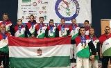 Taroltak a magyarok a Jiujitsu Európa-bajnokságon.