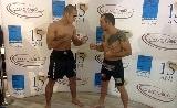 Bukaresti MMA gálán meccsel Hamodi Omár