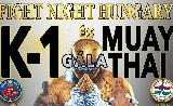 Fight Night Hungary Salgótarjánban